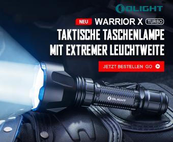 Olight Taschenlampen