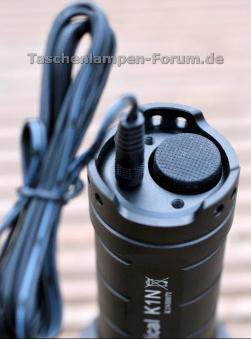 Microfire L500R Challenger, Netzteil